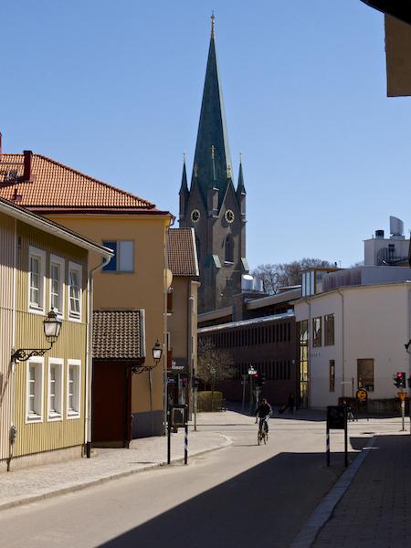 Twitter massage liten nära Norrköping