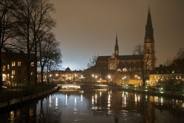Uppsala må vara känd för Fyrisån och domkyrkan, men det finns även en hel del massage i Uppsala.